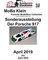 Modellausstellung Porsche 917